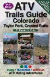 ATV Trails Guide Colorado Taylor Park, Crested Butte