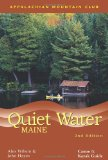 Quiet Water Maine, 2nd: Canoe and Kayak Guide (AMC Quiet Water Series)