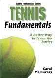 Tennis Fundamentals (Sports Fundamentals Series)