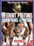 Detroit Pistons: Champions at Work (2004 NBA Champions)