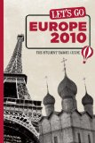 Let s Go Europe 2010: The Student Travel Guide