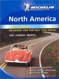 Michelin North America Midsize Atlas: designed for the way you drive ; USA Canada and Mexico (Michelin North America Road Atlas)