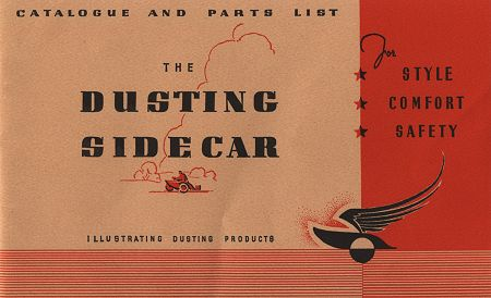 Dusting Sidecars