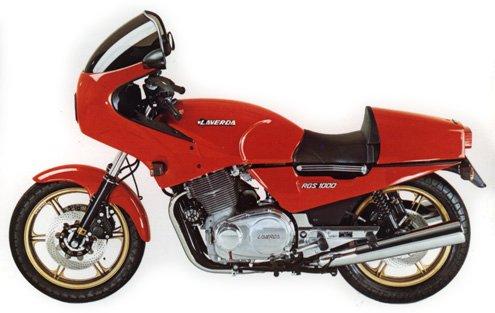 laverda rgs 1000 used motorcycles