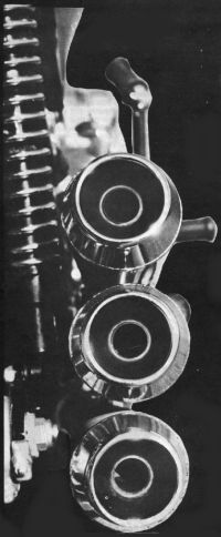 X75 Hurricane exhausts