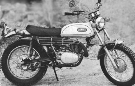 Yamaha DT1 of 1968