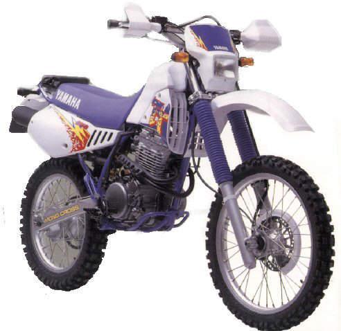 Yamaha Tt350 1997