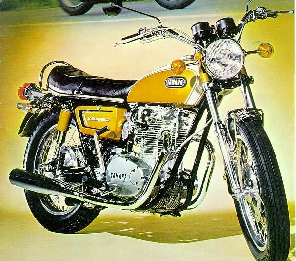 Twin City Honda >> Yamaha XS1F 650cc Twin