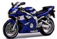Yamaha YZF 600 R 1999 USA Model