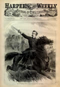 Harpers Weekly 1864: George Custer