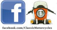 Classic Motorcycles at Facebook
